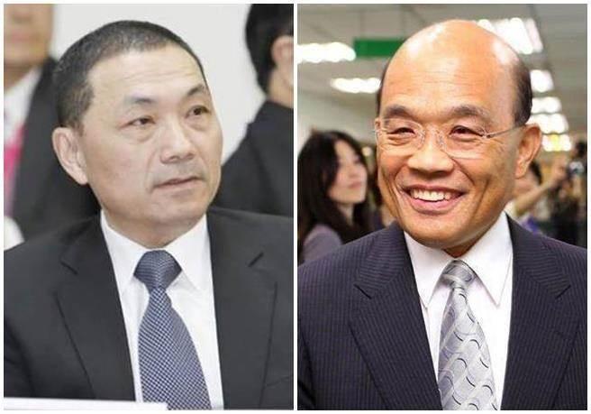 """新北市长选情 亲绿民调上演""""自家人打自家人""""闹剧"""
