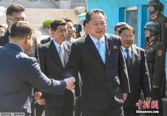 韩国统一部副部长赴朝检查韩朝离散家属会面所