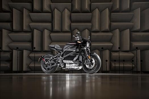 哈雷电动摩托车LiveWire计划在明年上市