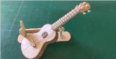 教你用竹筷DIY尤克里里