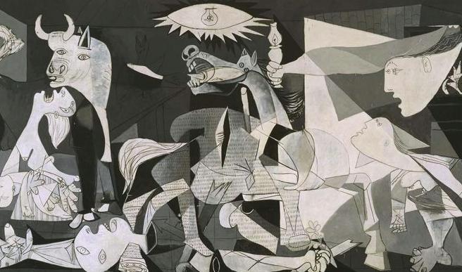 西方现代艺术的起源—毕加索