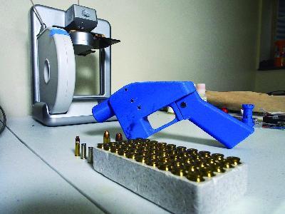 人人都能造枪?美国欲禁止3D打印制枪图纸上网