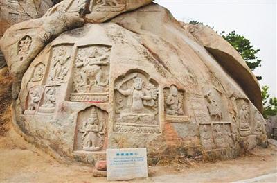 海棠山造像群——丝绸之路上的艺术瑰宝