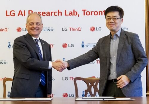 LG电子在加拿大设立首个海外AI技术实验室