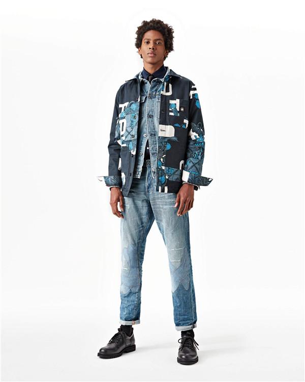 穿着牛仔去度假才是最舒服的搭配 G-STAR RAW 发布最新假日造型