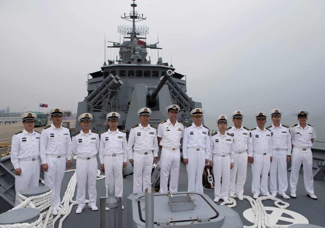 英媒:中国将参加澳主办军演 但不包括实弹演习