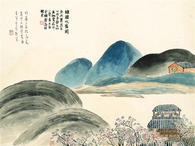把中国画带到世界 国际舞台上的齐白石