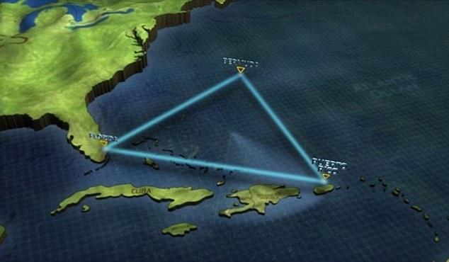 专家:百慕大没有超自然力量 罪魁祸首是巨浪