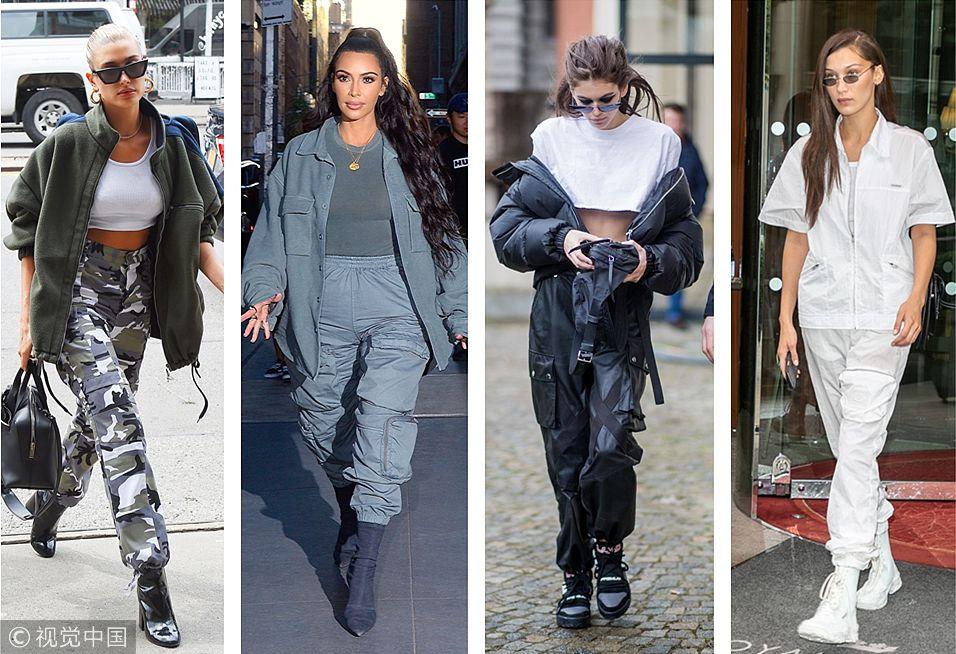 欧美带货军团都在穿 收腿裤何止显瘦这么简单