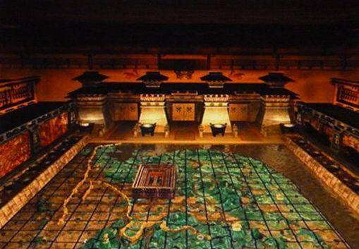 秦始皇陵留给世人的五大谜团,地宫里宝藏到底有多少呢?