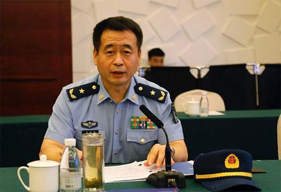马永昌空军少将已担任东部战区空军副参谋长