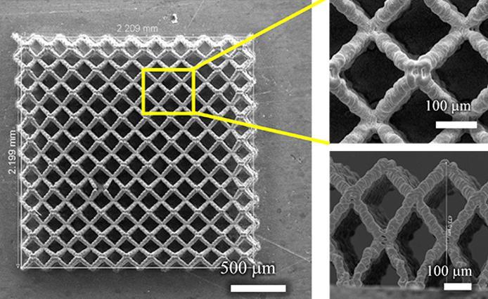 3D打印技术造出微观多孔锂电池,容量提升了4倍