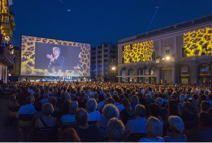 洛迦诺国际电影节开幕 承诺尽快实现性别平等