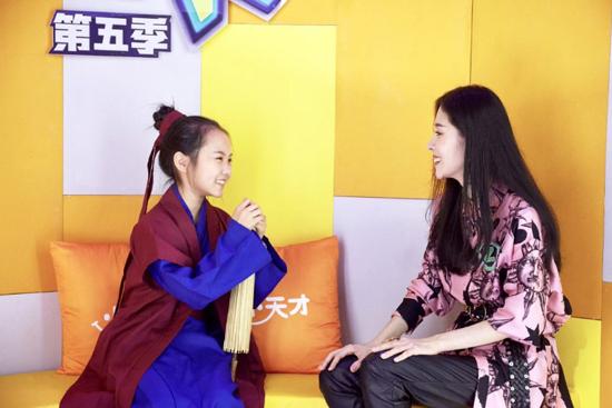 《新声代5》张碧晨收学员遇冷 小将开嗓惊艳众人