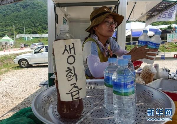 韩国持续高温
