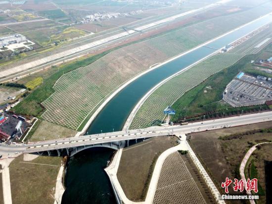 南水北调向河北累计供水26.6亿立方米