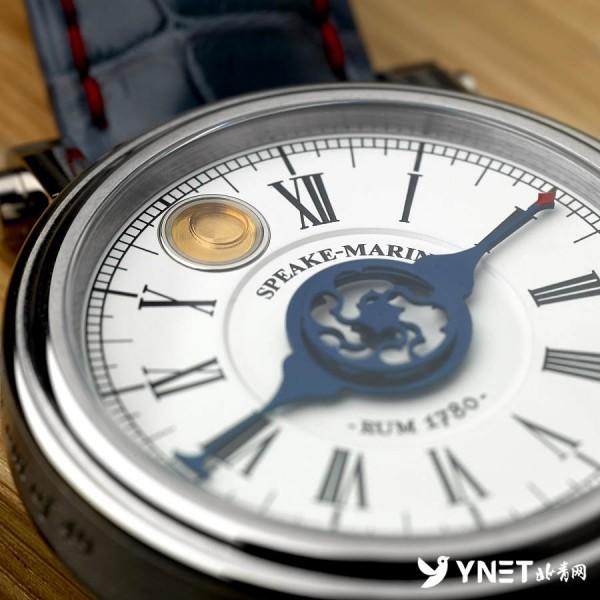 英国:手表嵌有一滴全球最古老朗姆酒 拍出13万高价
