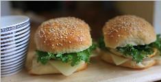 教你做好吃的家庭手作汉堡