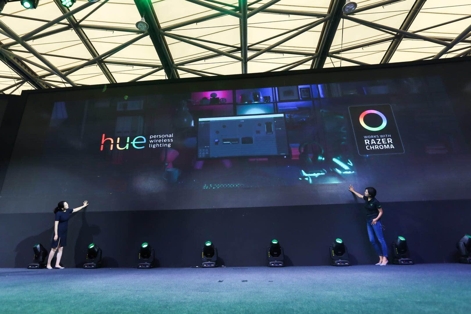 Razer跨界合作飞利浦,携手打造沉浸式游戏新体验