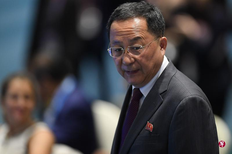 朝鲜外相谴责美国:不但没回应朝鲜善意,还坚持对朝制裁