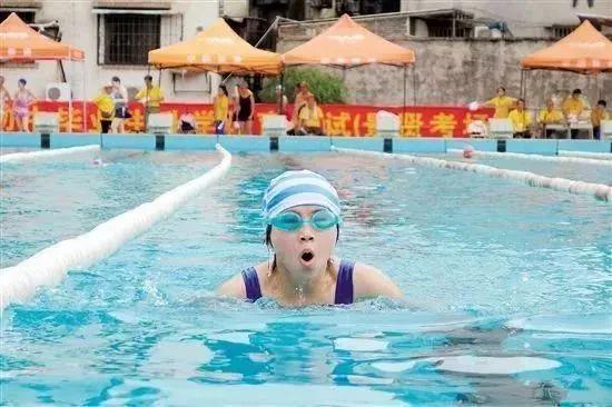 广东拟将游泳纳入中考必考选项 省教育厅:将新建改建一批游泳场馆