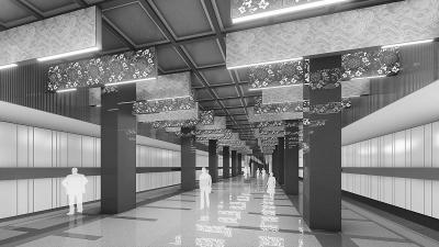 """北京地铁技术""""出口""""莫斯科"""