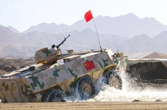 """国际军事比赛:7国聚首再战""""晴空"""""""