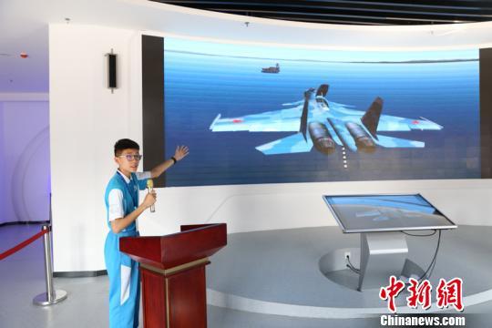2018全国模拟飞行锦标赛在宁夏盐池县开赛