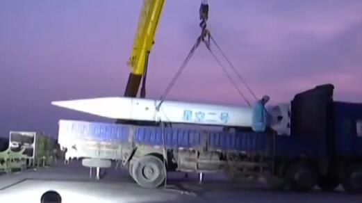国产乘波体高超声速飞行器试飞成功
