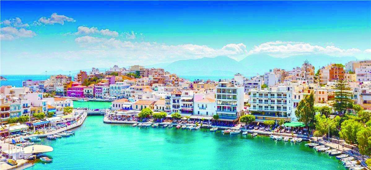 希腊第一大岛藏着长寿秘密