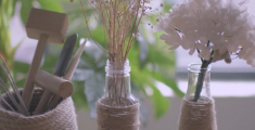 DIY创意家居,麻绳的N种逆袭用法