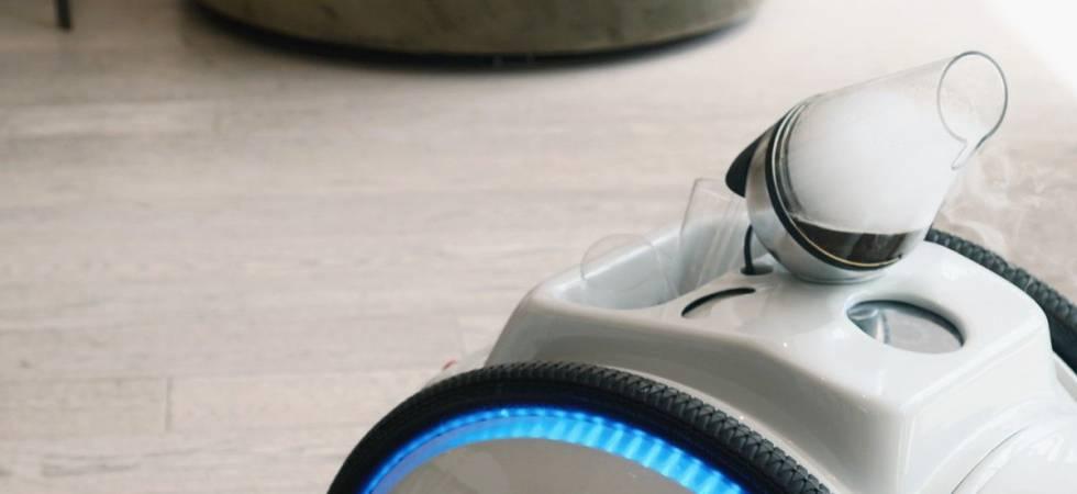 未来我们的工作 也许真的会被机器人所取代