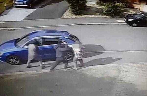 英老妇回家遭抢车钥匙痛打偷车贼成功保住爱车