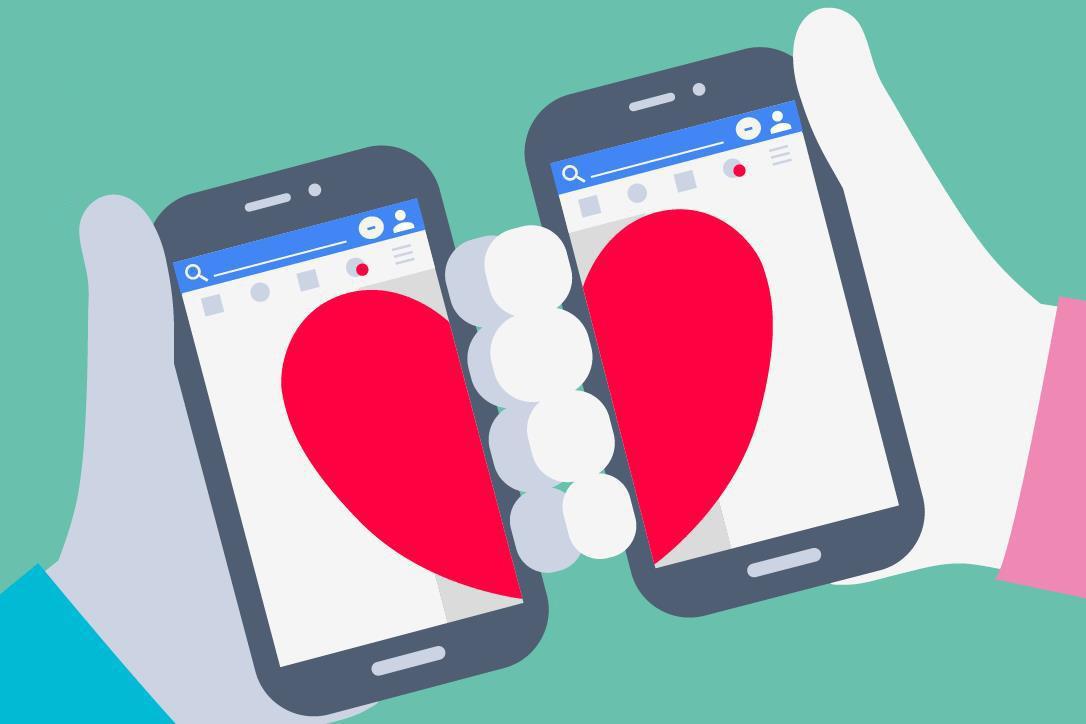脸书内测约会功能 欲帮助用户寻找长期伴侣