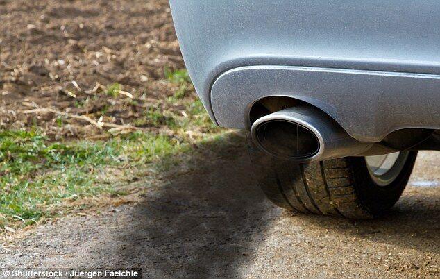 英每年4万人因空气污染早亡 主干道附近居民危机大