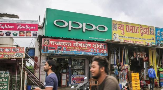 """中国""""玩家""""多元化发展瞄准印度手机市场痛点"""