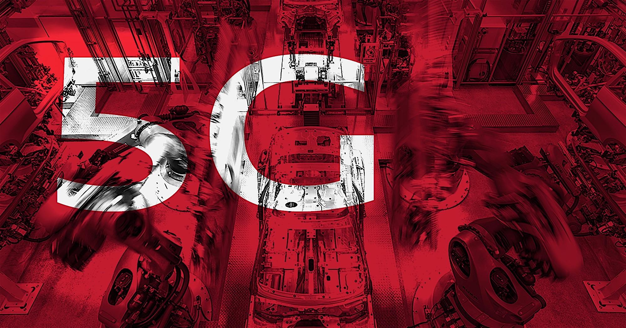 奥迪携手爱立信 率先将5G技术用于汽车生产