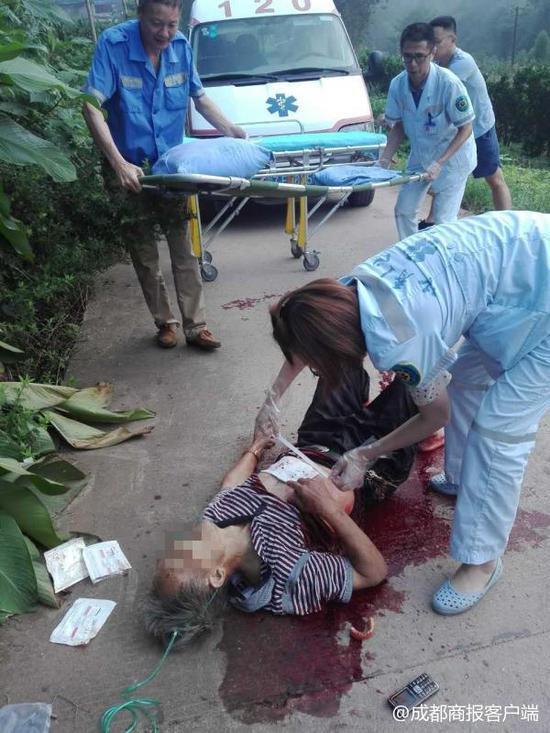男子杀害1人后冲进派出所砍人被击毙 两民警遇难