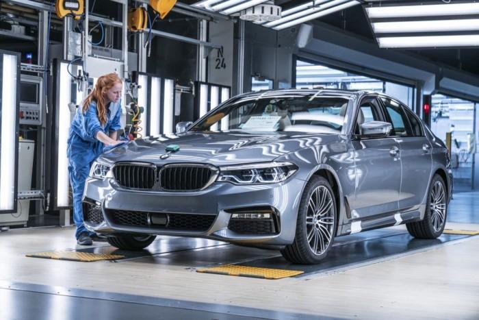 探访宝马超级工厂:燃油车与电动车同步制造