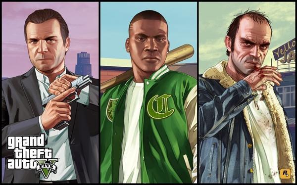 Take Two:《GTA V》全球出货量接近1亿份