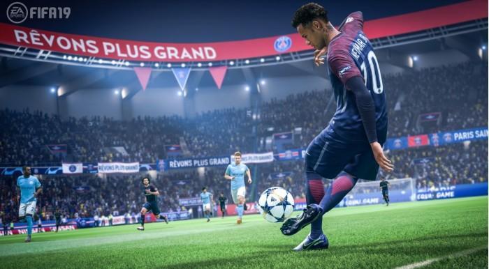 《FIFA 19》将有生存模式 每进一球走一名队友