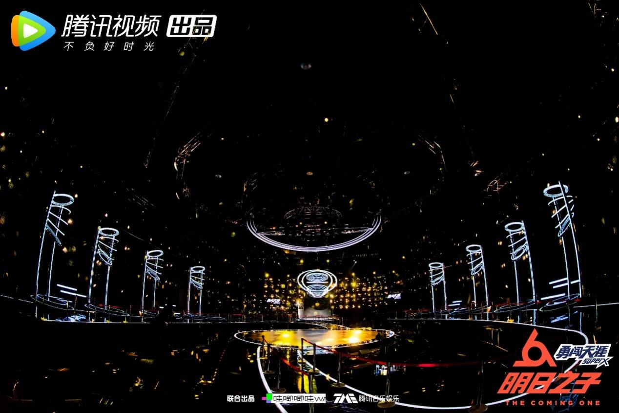 以体育赛事的形式做音乐现场直播《明日之子2》的青春化表达