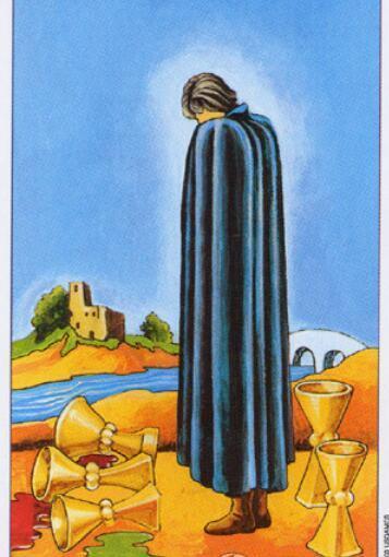 塔罗牌看图占卜法;你的正缘在哪里?