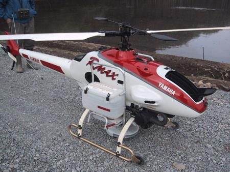 日本企业将用无人直升机运送工程物资
