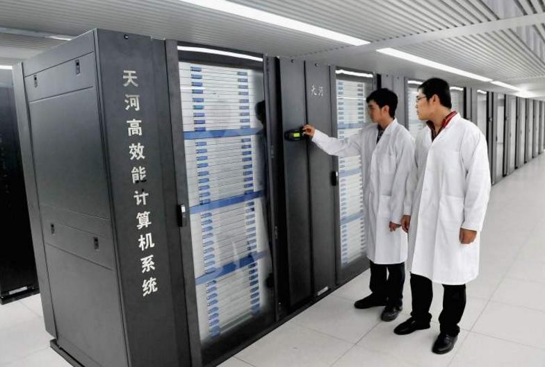 中国的新一代超级计算机有望在2020年冲击世界第一