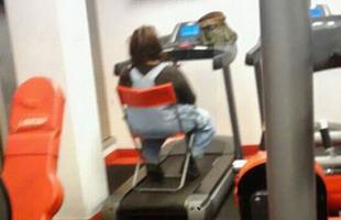 健身房也是人才辈出的地方