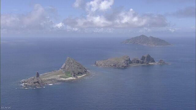 我海警船再进入钓鱼岛12海里巡航 遭日方阻挠