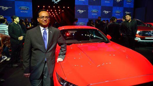 外媒:福特全球项目管理总监离职 被控行为不当