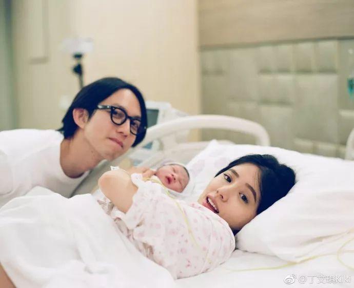 林宥嘉丁文琪喜提小王子,把生活过成偶像剧真的好幸福哦