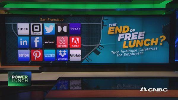 旧金山想终结科技公司免费午餐:让程序员出来吃饭